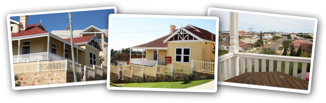 Geraldton Bed & Breakfast Accommodation